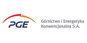 Logo PGE Górnictwo i Energetyka Konwencjonalna SA